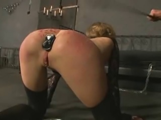Auriferous german slave girl  1-2