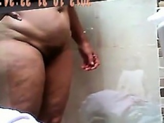 Step Mother In The Bathroom