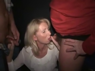 MILF In Adult Cinema