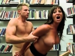 Lusty Cougar Gets Doggystyle From Hung Stud