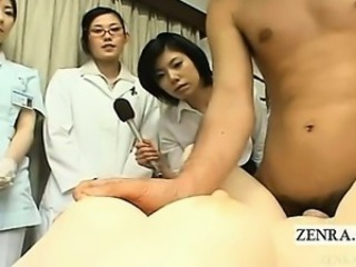 Subtitle CFNM Japanese love piece of baggage intercourse group demo