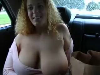 Boobs in the auto