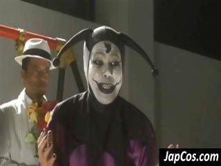 Crazy Japanese Joker Wants To Torture An...