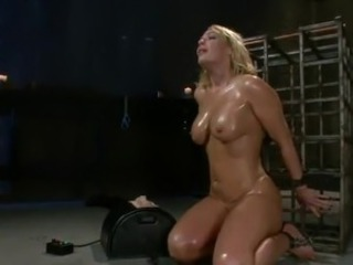 Mellanie Monroe has Tormented By Sexy Dominatrix Princess Donna Dolore