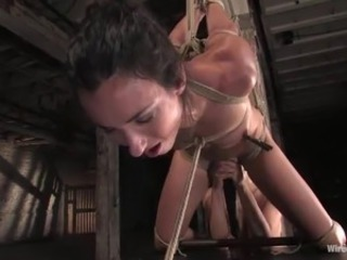 Wenona has Her peach eaten And bumped together with the Strapon inside sadism...