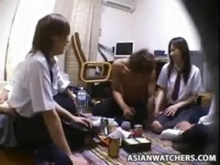 schoolgirls party spycam 001 001 free