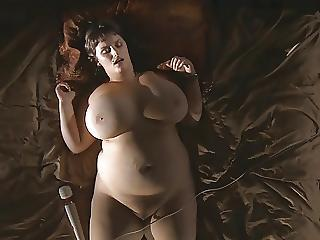 Big Tits  Natural Orgasm Toy