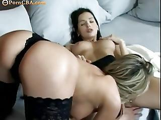 Eve Angel Having Fun
