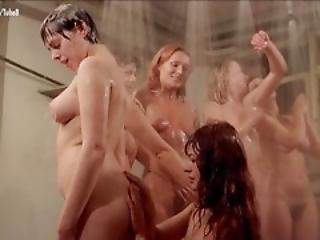 Dyanne Thorne Lina Romay Unclad Scene From Ilsa The Wicked Warden