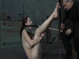 Chained Pussy Wants Dirty Torture