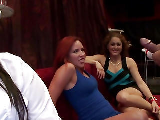 Whores Just Love Blowing Strippers Big Dick