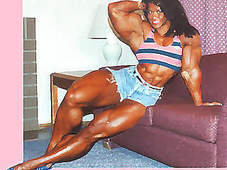 Legendary Muscle Amazons Fbb Feminine Body Builders