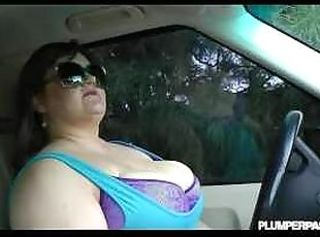 Chubby Tit BBW Bille Austin is Pulled Over added to Fucked By Cop