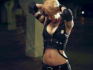 Sexy Mortal Kombat Cosplayer Slideshow