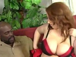 Big Tits Interracial Lingerie  Natural
