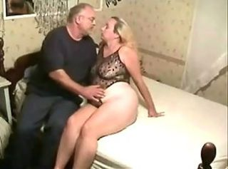 BHM sex with a BBW _: amateur bbw creampie matures
