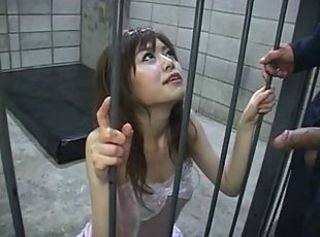 Prison Sex _: asian creampie hardcore japanese