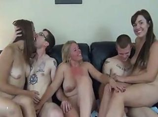 No Mother not Daughters not Son WF _: close-ups cougars cumshots group
