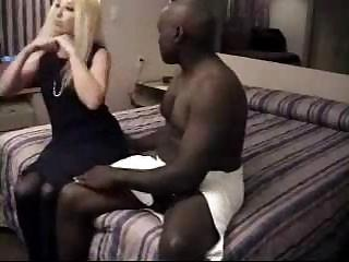 Hubby Films His Cream-skinned Get hitched Grind...