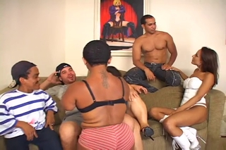 Super Freak Brazilian Orgy With Evanescent People