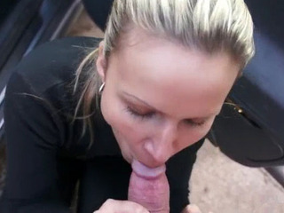 Pretty Czech Girl Flashes And Pounded In Exchange For Topping