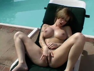 One Lucky Lesbian Gets Squirted All Over...