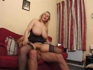 Anal  Big Tits British European Mature Riding  Stockings