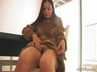 Aria Giovanni - Hairy first