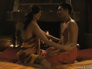 Intimate prostate Massage From Exotic India