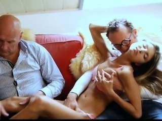 Six old cocks gang bang young nasty pussy Gina Gerson