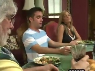 Spicy mom id like to fuck and stepdaughter share pecker
