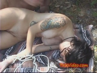 Milf Housewife gets in TROUBLE