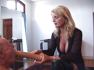 European Mistress - Massive Dildo Play (1 of 4)