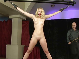 good use of a slavegirl 1 of 2