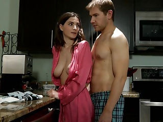 New Young Stepmom Gives Not Son Boner