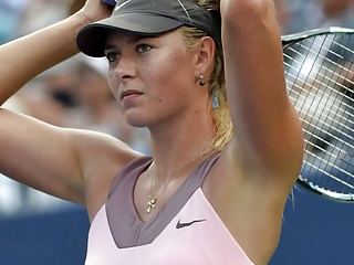 Maria Sharapova jerk off panhandler
