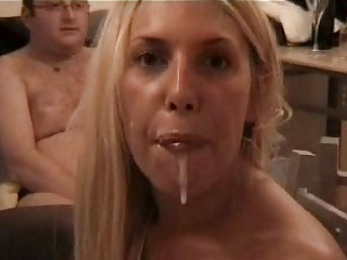 Brit Nerd Trinity Shares Cocks With Sandie And Pal