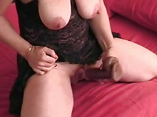 Saggy Knockers and Nice Clit BVR
