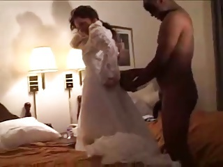 First-rate wife fucked - interracial