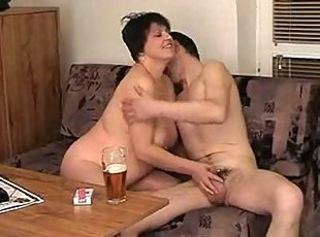 Amateur  Drunk Handjob Mature Mom Old and Young Russian Small cock