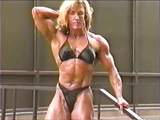 Gayle Moher Female Bodybuilder
