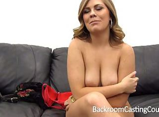 Tinder MILF Painal and Creampie Casting