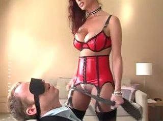 Hot sex with domina
