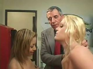 Big tit coach and plincible fuck a cheerleader