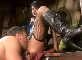 Mistress bound sex slave