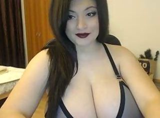 Webcams 2014 - Fuckin Gorgeous Babe w J Cups 4