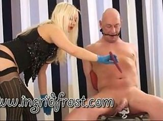 FUCKING  AND FISTING  THE  ASS  OF MY  WHORE !
