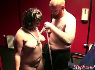 Syrial K initiation au Shibari SM