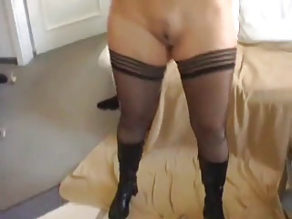 Slave Wife Gets Anal Creampie BVR