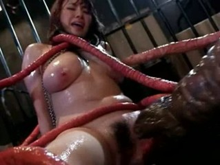 Fucked by tentacle Monster 1